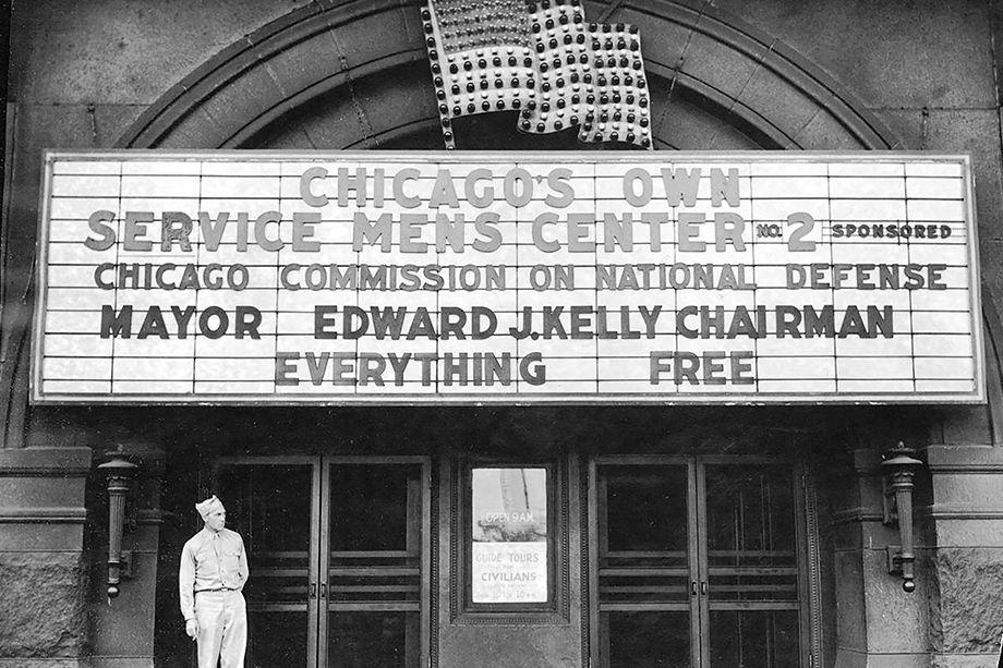 The Chicago Service Men's Center