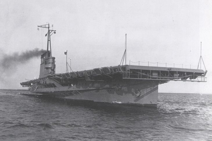 USS Wolverine, training aircraft carrier for the U.S. Navy